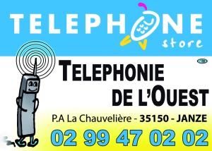 logo telephonie janze
